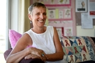 Helen Alice, Breast Cancer Support Service's new service manager. Photo/George Novak