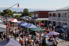 CROWD-PLEASER: There's something for everyone at the annual Martinborough Fair, with a huge range of stalls.