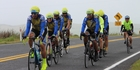 The USO lead riders cycled two 320km laps of Lake Taupo last November, as their preparation to lead the USO team from Bluff to Cape Reinga this month.