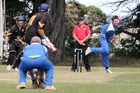 BIG BLOW: Tech will have their fingers crossed that allrounder Nick Harding overcomes a knee injury to play the final on Waitangi Monday.PHOTO/FILE