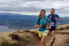 SURE-FOOTED: Ruby Muir projects a serene demeanour that complements the magical backdrop of the Tarawera Ultramarathon. PHOTO/SUPPLIED