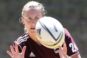Bay of Plenty player Kelly Brazier has been selected in the New Zealand Women's Sevens team to play the second tournament of the 2015/16 Women's Sevens Series in Sao Paulo.