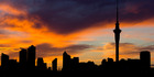 Auckland ranked 20th in a global commercial real estate giant's survey of cities on the up. Photo / Brett Phibbs