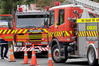 Factory on fire in South Auckland