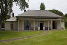 Treaty House at the Waitangi treaty grounds. Photo / Francesca Jago