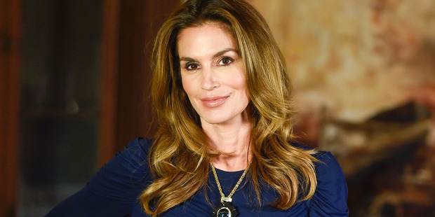 Cindy Crawford says she's not proud of pictures she was coerced into posing for. Photo / Getty