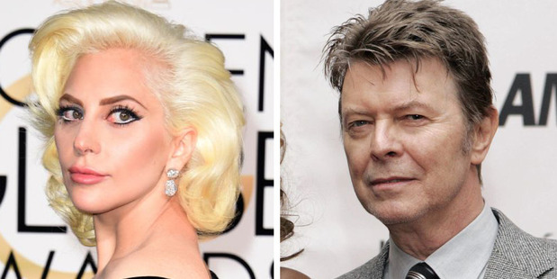 Singer Lady Gaga will perform a tribute to the late David Bowie at the Grammy Awards. Photo / AFP