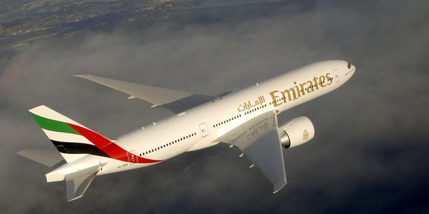 Emirates will soon by flying non-stop between Auckland and Dubai.