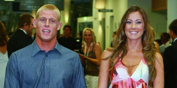 Aussie surfer and shark surviver Mick Fanning has confirmed he and designer wife Karissa Dalton have split after eight years of marriage. Photo / Getty Images.