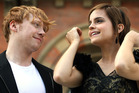Rupert Grint and Emma Watson. Photo / Getty Images