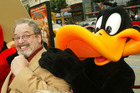 Joe Alaskey, the voice of Daffy Duck and Bugs Bunny, among others, has died at the age of 63. Photo/Getty