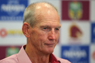 Broncos coach Wayne Bennett has signed on to coach England on a two-year deal. Photo/Getty.
