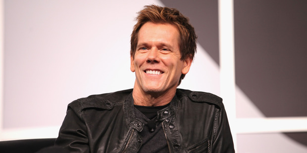 Actor Kevin Bacon. Photo / Getty Images