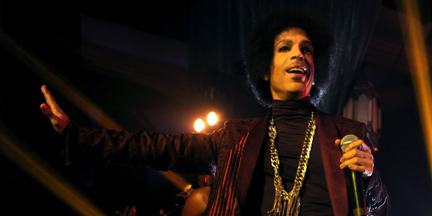 Prince is set to perform in New Zealand for the first time ever. Photo / Getty Images