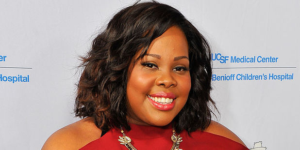 Amber Riley. Photo / Getty Images