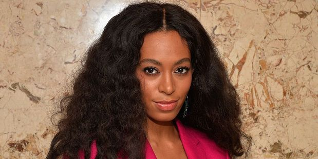 Solange Knowles. Photo / Getty Images
