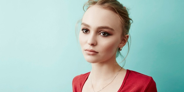 Lily-Rose Depp says acting is a rewarding way to make a living. Photo / Getty