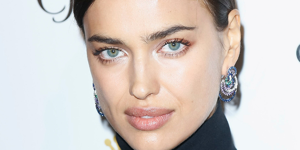 Irina Shayk is said to have been arguing with Coopers mother over the festive period. Photo / Getty