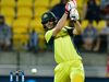 Mitchell Marsh guided Australia to victory with a man-of-the-match innings of 69 not out. Photo / Getty