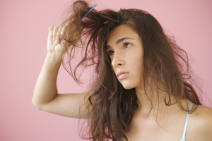 Why you should stop brushing your hair