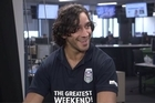 North Queensland Cowboys captain Johnathan Thurston is excited ahead of his appearance in a Legend's charity goal kicking competition at this weekend's Downer NRL Auckland Nines.