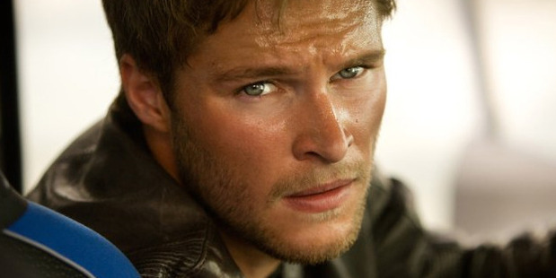 Actor Jack Reynor stars in the movie Transformers: Age of Extinction.