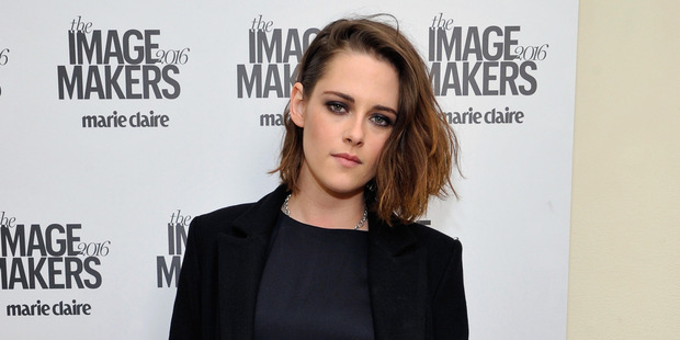Kristen Stewart has become the poster girl for RBF. Photo / Getty