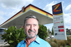 Dave Gillies retail operator for Z service stations.