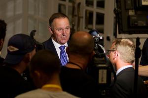 Claire Trevett: PM's absence devalues day