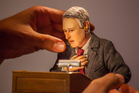 A scene from the movie, Anomalisa.