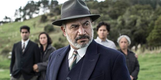 Temuera Morrison stars in Lee Tamahori's new film Mahana, set in rural 1960s New Zealand and based on the lives of shearers. Photo / Supplied