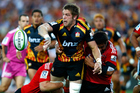 Bay of Plenty's Johan Bardoul wants a starting place in the Chiefs team this season. Photo / Getty Images