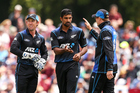 Ish Sodhi. Photo / Getty Images.