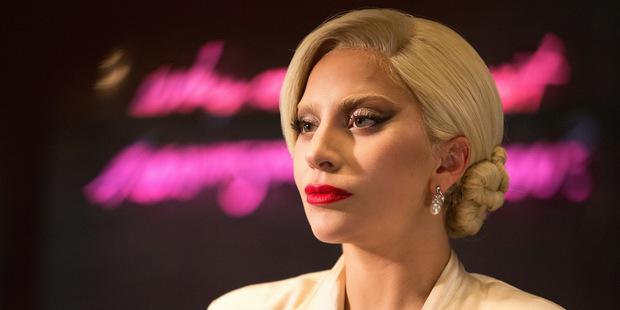 Pop star, Lady Gaga. Photo / AP