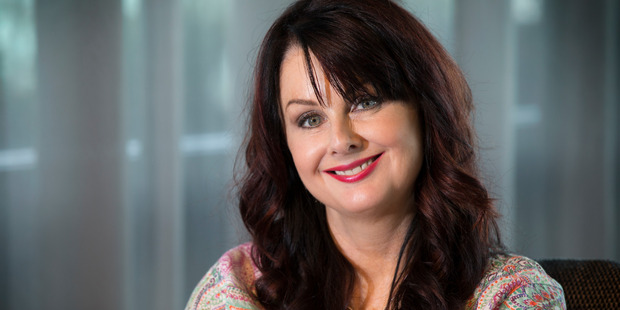 Internationally acclaimed and best selling author, Marian Keyes. Photo / Nick Reed