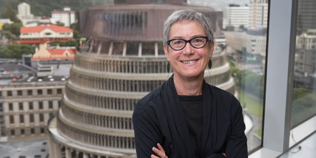 Tireless TPP opponent Professor Jane Kelsey is re-evaluating her priorities as retirement looms. Photo / Mark Mitchell