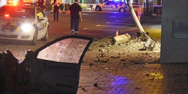 Two 15-year-old males were killed in the crash. Photo / Supplied via Facebook