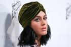 Pop star Katy Perry. Photo / AP