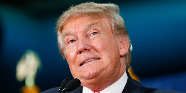 Three out of every five Americans views Donald Trump unfavourably. Photo / AP
