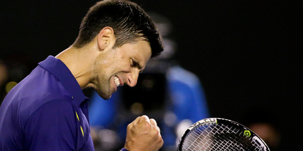 Novak Djokovic has claimed yet more tennis history with another crushing Australian Open final victory over Andy Murray. Photo / AP