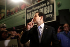 Democrats' minority report, A19 Marco Rubio is being targeted by his rivals. Photo / AP