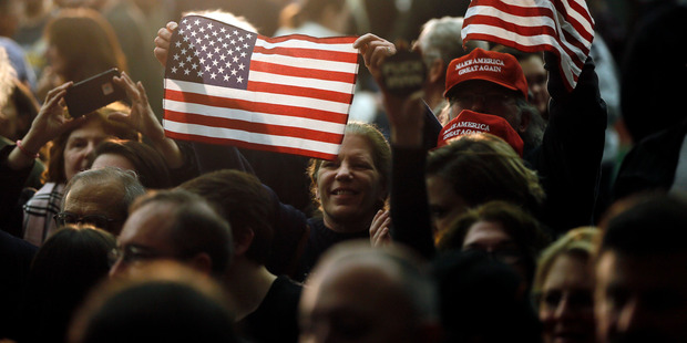Can you buy an election? Presidential candidates are pouring millions into the New Hampshire primary. Photo / AP