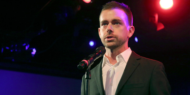 At an emergency morale-boosting session, Dorsey urged staff to post messages on Twitter expressing their commitment to the embattled social networking firm. Photo / AP