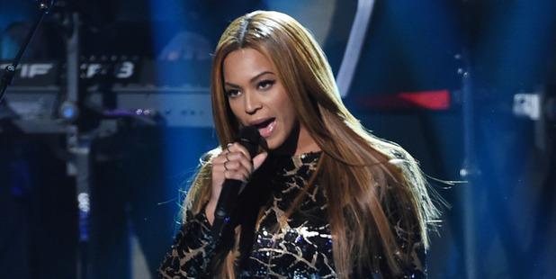 Pop star Beyonce. Photo / AP