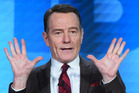 Actor Bryan Cranston says fame has changed him. Photo / AP