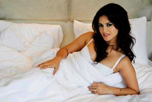 Sunny Leone has taken India by storm. Photo / AP.