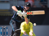 Henry Nicholls will replace Ross Taylor in the New Zealand test team to play Australia. Photo / Nick Reed
