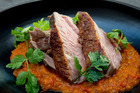 New Zealanders have named the traditional Kiwi roast lamb dinner their favourite dish.