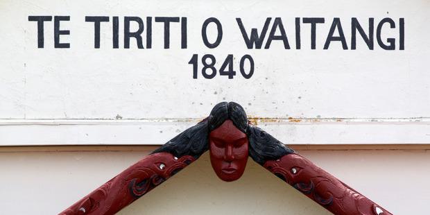 Te Tii Marae in Paihia. Photo / Jason Oxenham