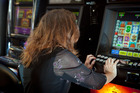 New Zealanders are spending more again on the pokies. Bay of Plenty Times photo by Andrew Warner
